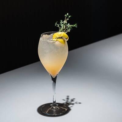 Cocktails at Haxells Bar