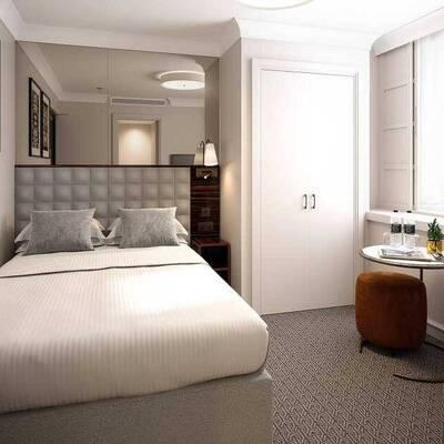 Strand Palace Superior Cosy Double Room