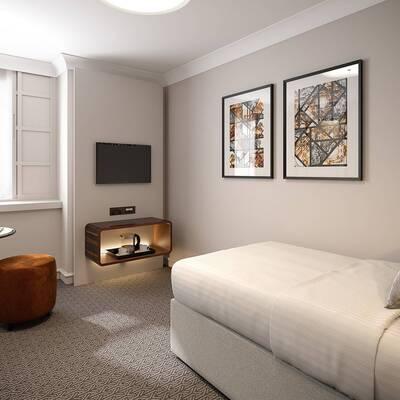 Strand Palace Superior Cosy Single Room