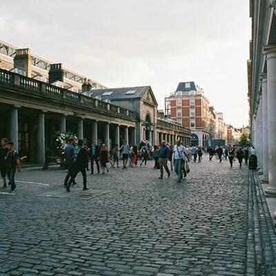 Covent Garden Plaza Central London
