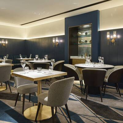 The Private Dining Room at Haxells