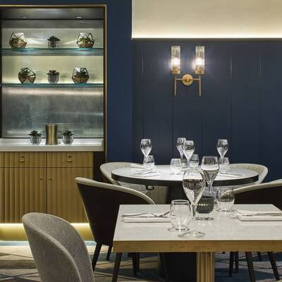 Private Dining Room at Haxells