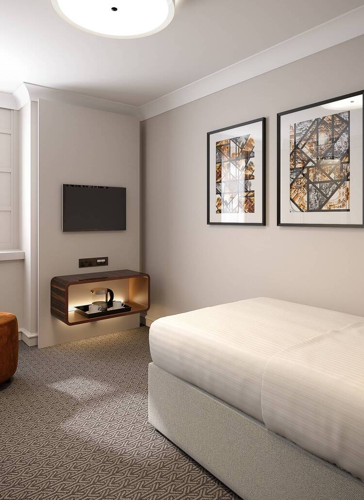 Superior Cosy Single Room